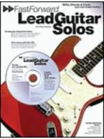 Fast Forward - Lead Guitar Solos Sheet Music