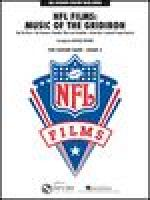 NFL Films: Music of the Gridiron Sheet Music