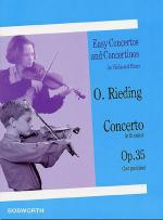 Concerto In B minor Op.35 (Violin/Piano) Sheet Music