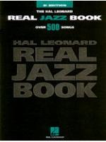 The Hal Leonard Real Jazz Book - B-Flat Edition Sheet Music