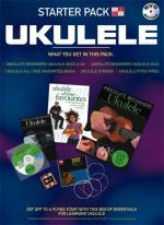 In A Box: Starter Pack Ukulele (DVD Edition) Sheet Music
