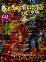 Max Palermo: Hip Hop Grooves For Bass (Book/CD) Sheet Music