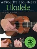 Absolute Beginners: Ukulele (Book And CD) Sheet Music