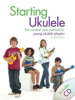 Starting Ukulele (Book/CD) Sheet Music