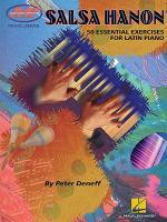Peter Deneff: Salsa Hanon Sheet Music
