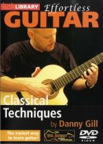 Lick Library: Effortless Guitar - Classical Techniques Sheet Music