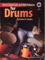Andrew D. Gordon: Outta Sight Funk And R&B Patterns For Drums Sheet Music