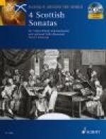 Four Scottish Sonatas Sheet Music