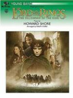 Lord of the Rings Movie Music Hilites Sheet Music