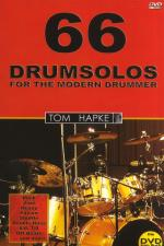 66 Drumsolos For The Modern Drummer Sheet Music