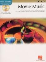 Hal Leonard Instrumental Play-Along: Movie Music (Cello) Sheet Music