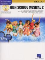 Hal Leonard Instrumental Play-Along: High School Musical 2 (Cello) Sheet Music