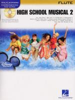 Hal Leonard Instrumental Play-Along: High School Musical 2 (Flute) Sheet Music