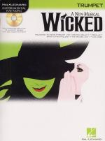 Hal Leonard Instrumental Play-Along: Wicked (Trumpet) Sheet Music