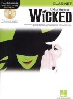 Hal Leonard Instrumental Play-Along: Wicked (Clarinet) Sheet Music