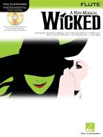 Hal Leonard Instrumental Play-Along: Wicked (Flute) Sheet Music