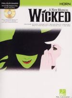 Hal Leonard Instrumental Play-Along: Wicked (Horn) Sheet Music