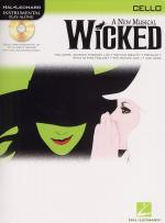Hal Leonard Instrumental Play-Along: Wicked (Cello) Sheet Music