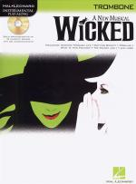 Hal Leonard Instrumental Play-Along: Wicked (Trombone) Sheet Music