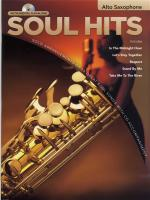 Instrumental Play-Along: Soul Hits (Alto Saxophone) Sheet Music