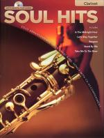Instrumental Play-Along: Soul Hits (Clarinet) Sheet Music