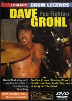 Lick Library: Drum Legends - Dave Grohl Sheet Music