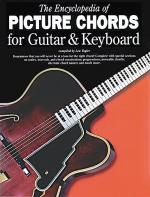 The Encyclopedia Of Picture Chords For Guitar And Keyboard Sheet Music