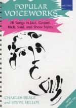 Popular Voiceworks - 28 Songs In Jazz, Gospel, R&B, Soul, And Show Styles Sheet Music