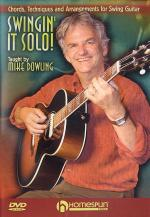 Mike Dowling: Swingin' It Solo! (DVD) Sheet Music