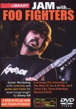 Lick Library: Jam With... The Foo Fighters Sheet Music
