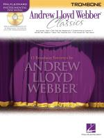 Instrumental Play-Along: Andrew Lloyd Webber Classics (Trombone) Sheet Music