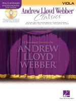 Instrumental Play-Along: Andrew Lloyd Webber Classics (Viola) Sheet Music