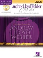 Instrumental Play-Along: Andrew Lloyd Webber Classics (Violin) Sheet Music