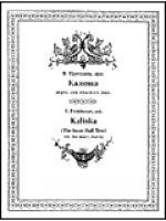 Kalinka Sheet Music