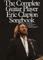 The Complete Guitar Player: Eric Clapton Songbook Sheet Music