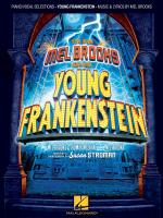 Young Frankenstein - Piano/Vocal Selections Sheet Music