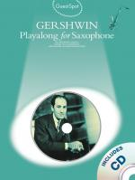 Guest Spot: George Gershwin Playalong For Saxophone Sheet Music