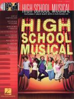 Piano Duet Play-Along Volume 17: High School Musical Sheet Music