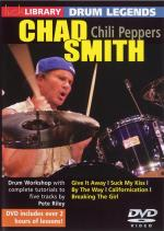 Lick Library: Drum Legends - Chad Smith Sheet Music