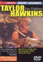 Lick Library: Drum Legends - Taylor Hawkins Sheet Music