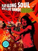 Play-Along Soul With A Live Band! - Flute (Book And CD) Sheet Music