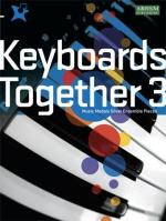 Keyboards Together 3 - Music Medals Silver Ensemble Pieces Sheet Music