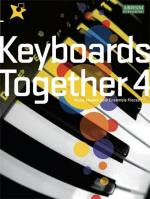 Keyboards Together 4 - Music Medals Gold Ensemble Pieces Sheet Music