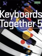 Keyboards Together 5 - Music Medals Platinum Ensemble Pieces Sheet Music