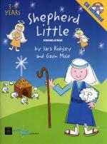 Sara Ridgley And  Shepherd Little - A Nativity Of Note! (Book And CD) Sheet Music