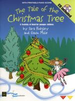 Sara Ridgley And  The Tale Of The Christmas Tree (Book And CD) Sheet Music