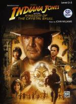 Selections from Indiana Jones and The Kingdom Of The Crystal Skull (Cello) Sheet Music