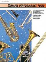 Yamaha Performance Folio Bb Trumpet Sheet Music