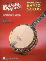 Hal Leonard Banjo Method: More Easy Banjo Solos Sheet Music