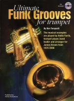 Ben Tompsett: Ultimate Funk Grooves For Trumpet (Book And CD) Sheet Music